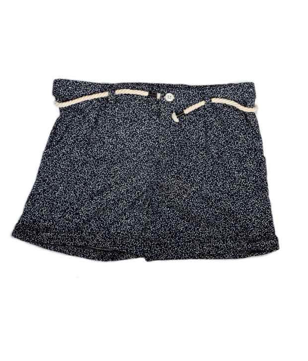Fiore Jite Navy Shorts