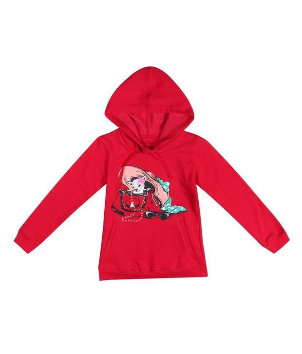 Gini & Jony Girls Sweat Shirt