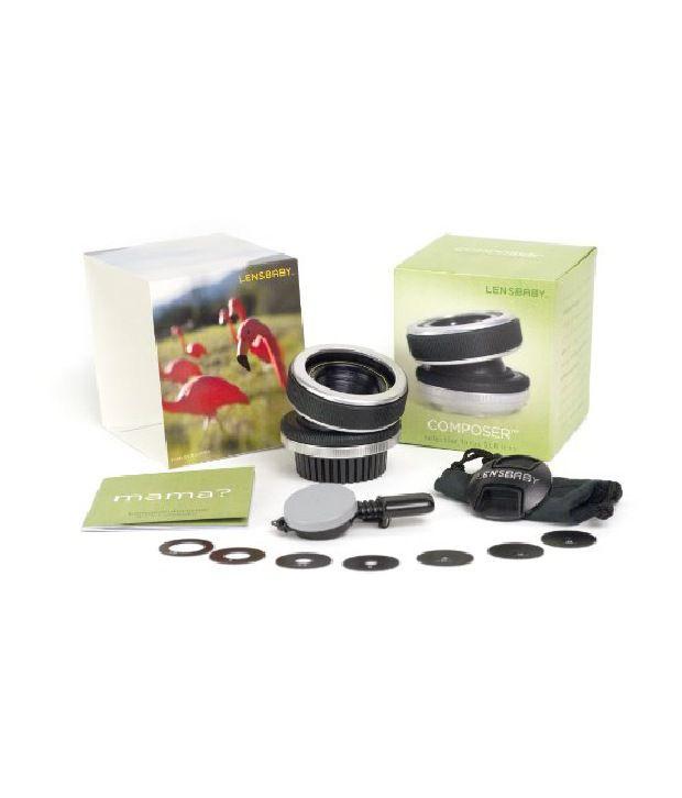 Lensbaby The Composer For Canon Ef Mount Digital Slr Cameras