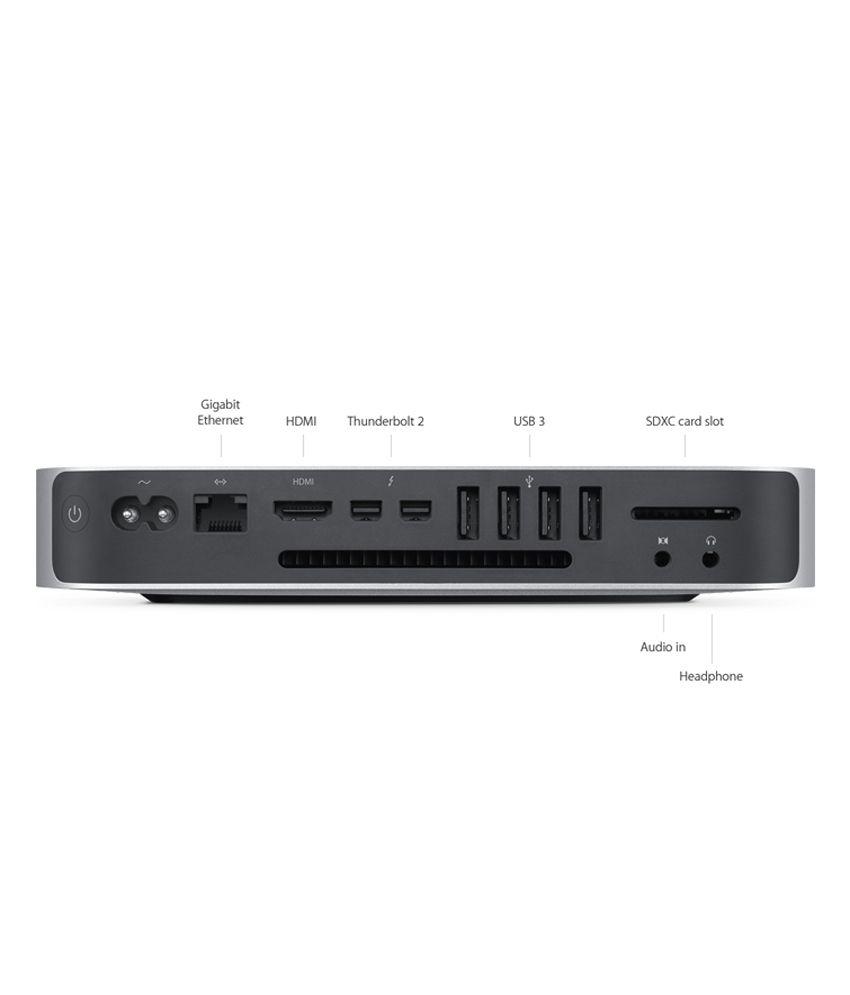 Apple Mac Mini Pc Core I5 4th Generation 4 Gb 500 Mic Jack Wiring
