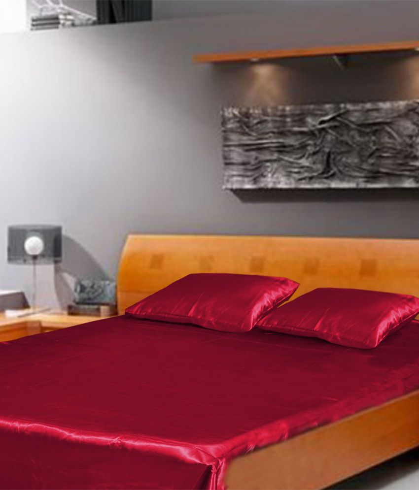 Dreams purple plain bed sheets best price in india on 13th for Beds n dreams