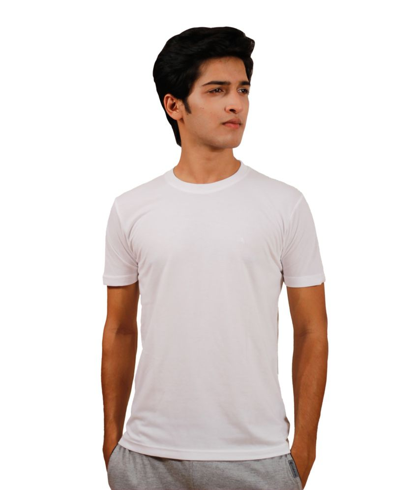 Tryd Navy White T-shirts