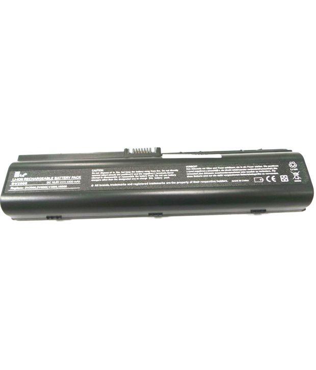 4d Hp Hstnn-w20c 6 Cell Laptop Battery