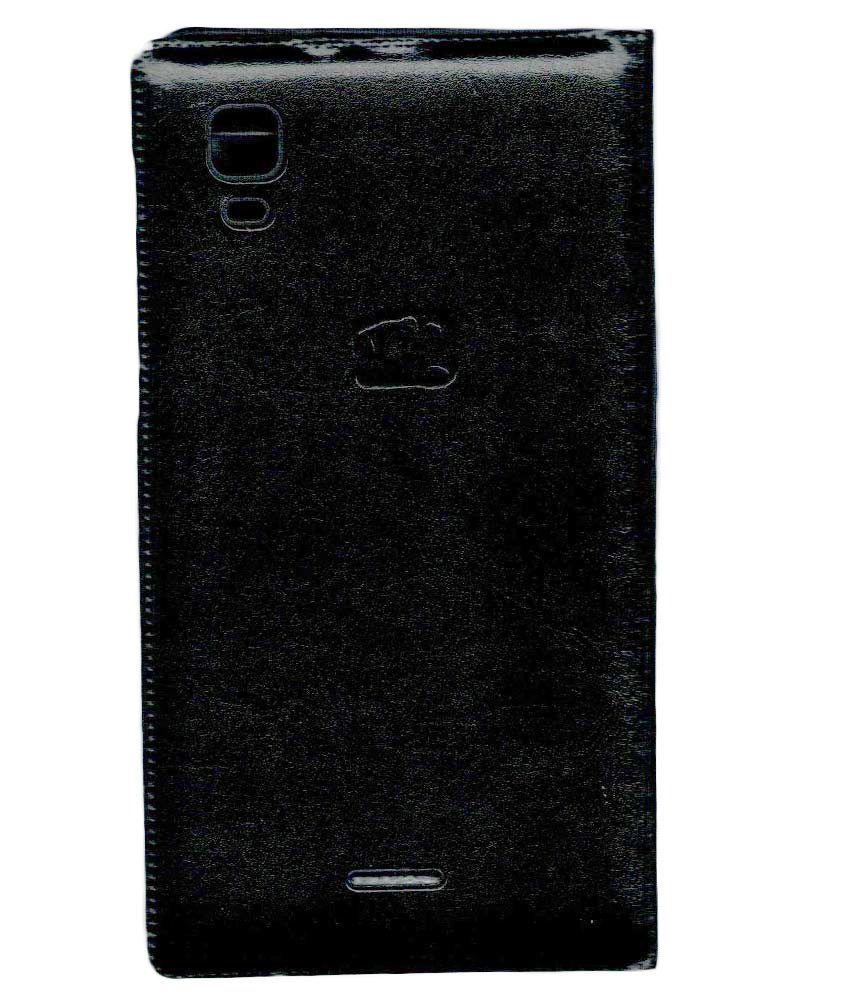 82c4220e6a Snazzy Soft Silicon Back Cover For Micromax Canvas Doodle 3 A102 - Black -  Plain Back Covers Online at Low Prices | Snapdeal India
