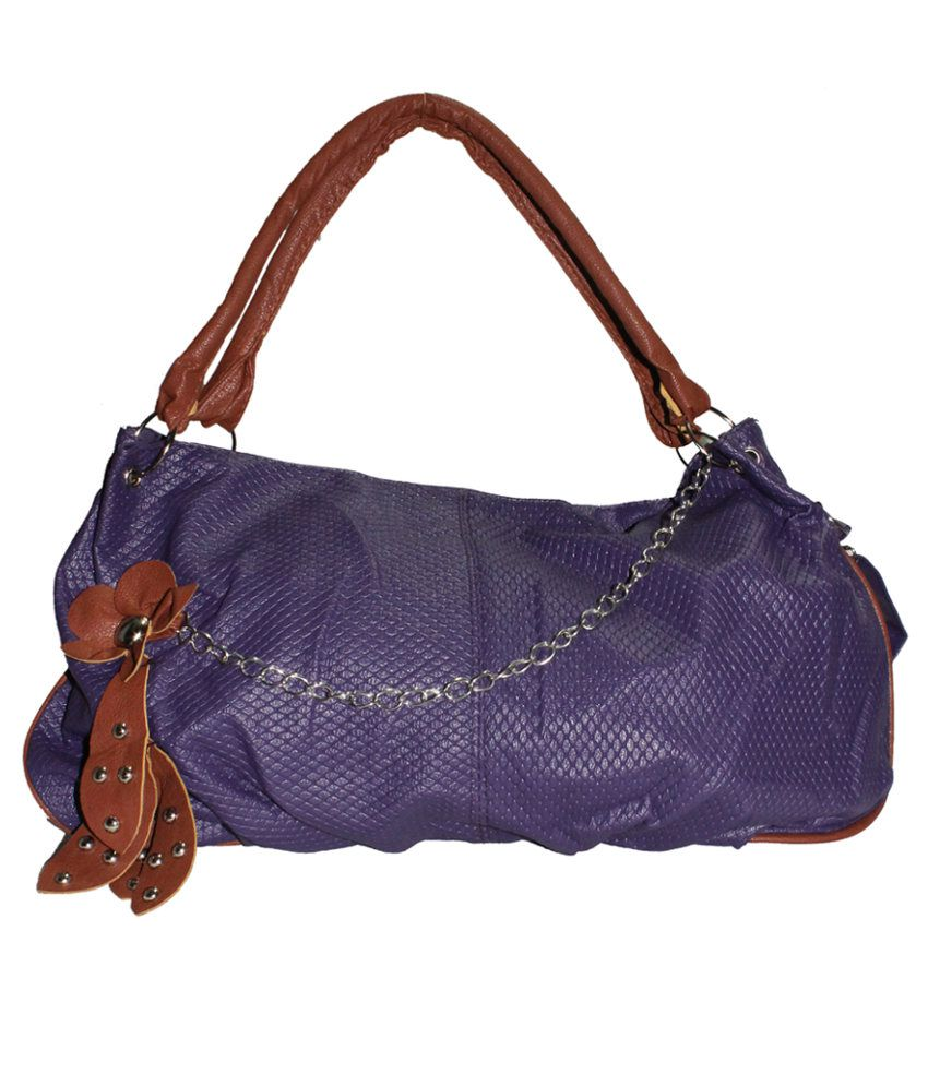Moda Desire SP1126 Purple Shoulder Bags