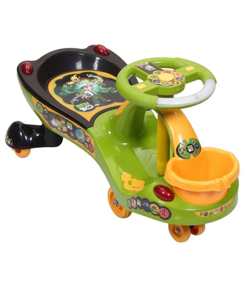 Buy Ben 10 Eco-magic Car Online At