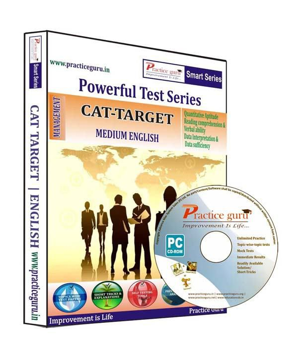 Best quality Topic wise tests based on Online test format for CAT (IIM) exam preparation! Practice Question Bank