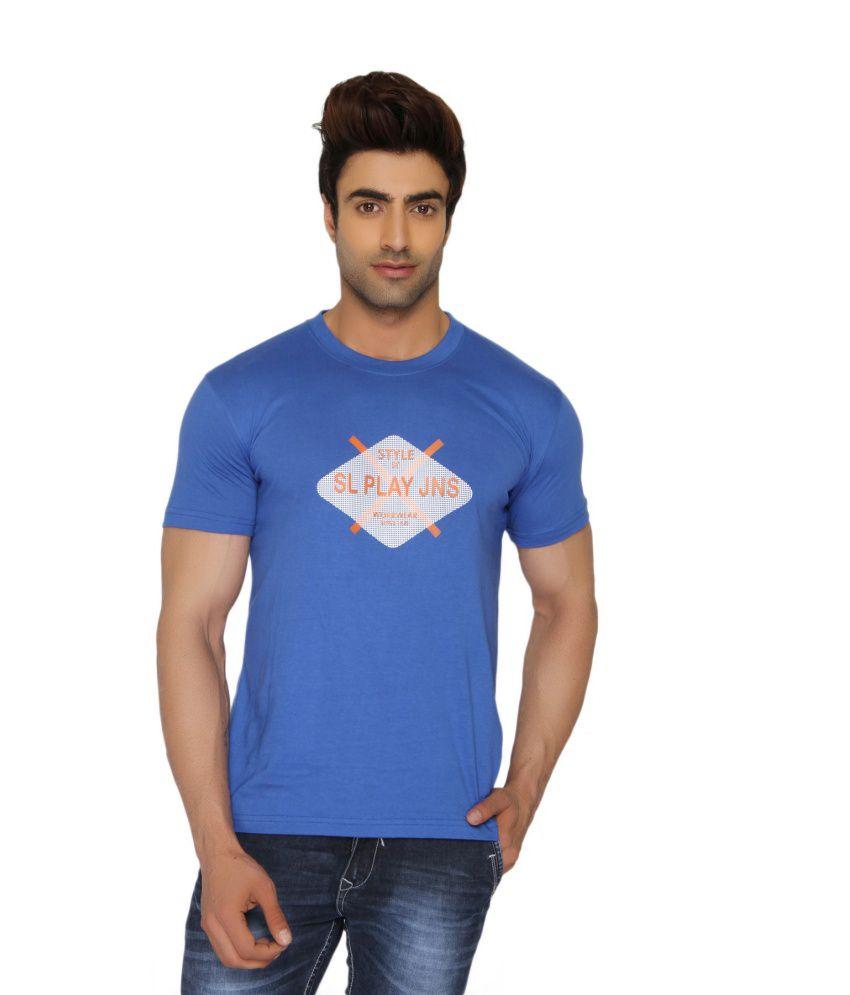 Sl Play Round Neck T-shirt