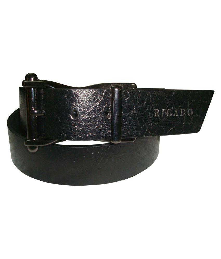 Rigado Exclusive Range Smart Casual Wear Genuine Leather Belt