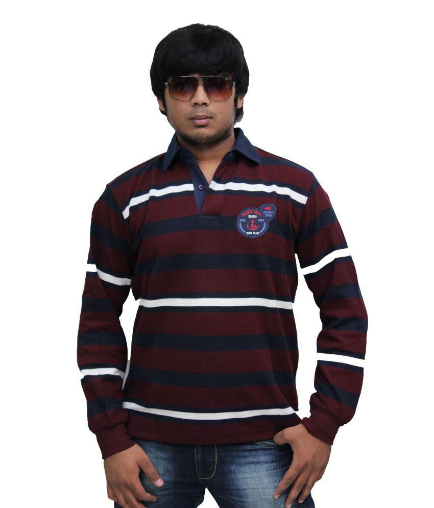 Romano Full Sleeve T-shirt For Men
