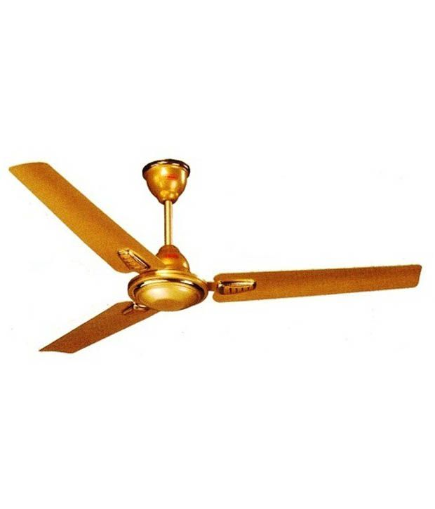 V Guard 48 Superflo Ceiling Fan Gold Price In India Buy