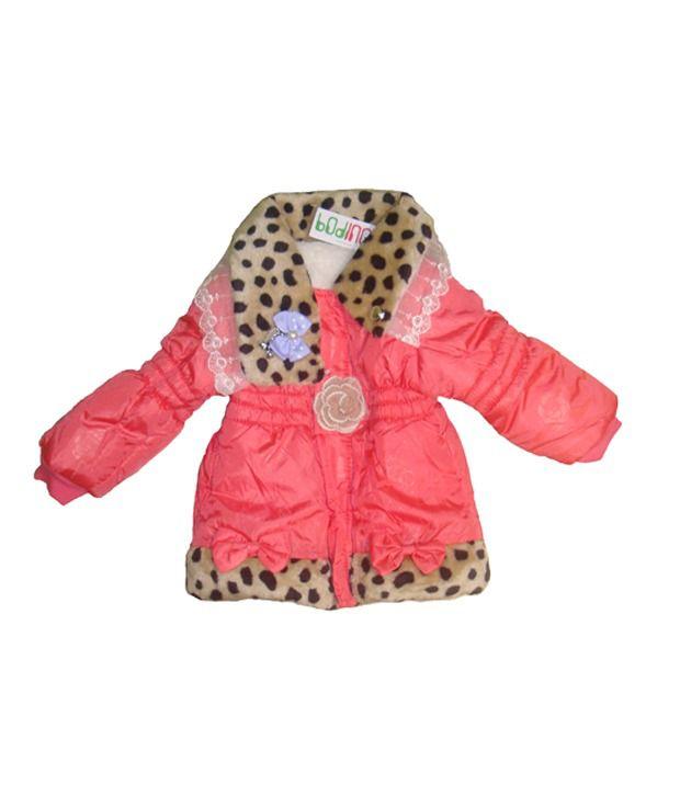 Bodingo Pink Padded Jackets