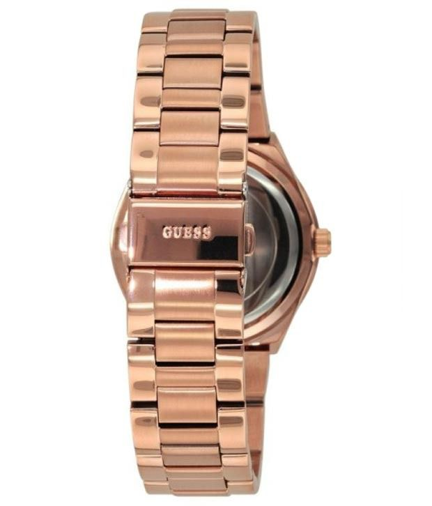Guess Watches - WaterPro, Steel, Gold, Bands   eBay