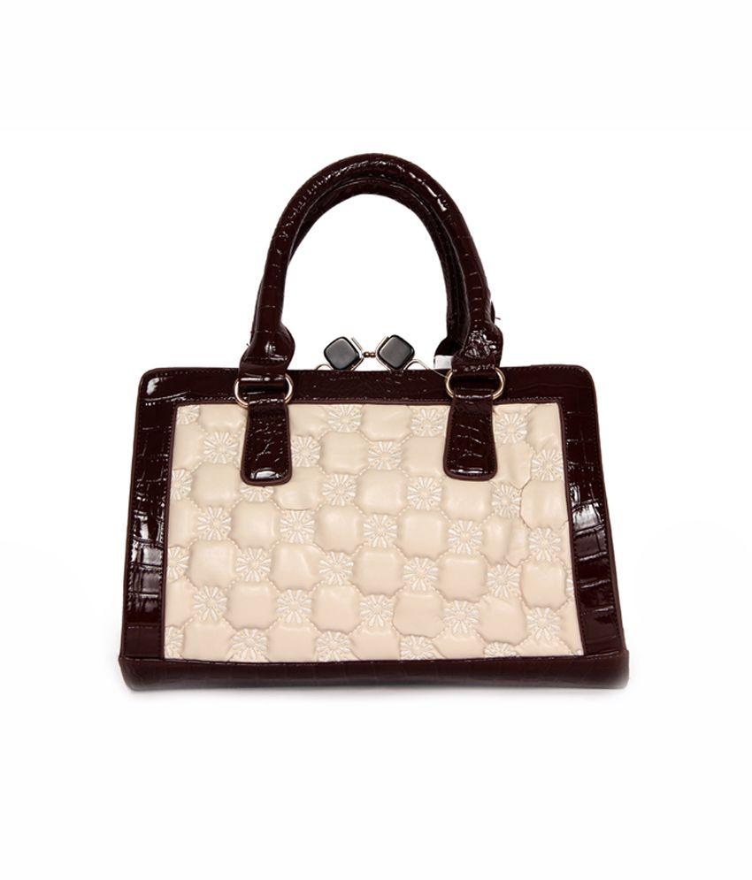 b80d512878 Essence White Shoulder Bag - Buy Essence White Shoulder Bag Online at Best  Prices in India on Snapdeal