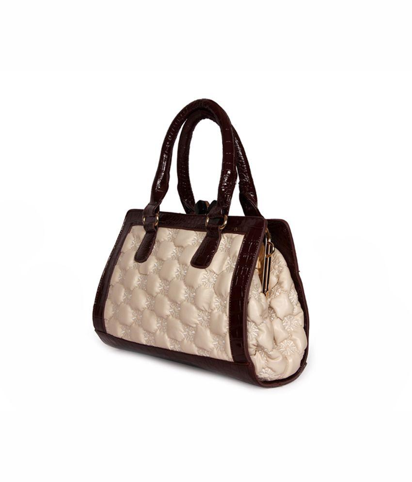 eb8f50951c Essence White Shoulder Bag - Buy Essence White Shoulder Bag Online ...