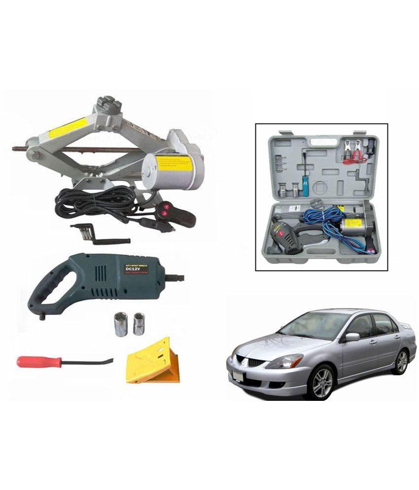Speedwav 2 in 1 Electronic Automatic Car Jack Wrench Mitsubishi Lancer