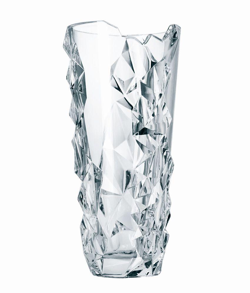 Nachtmann Sculpture Crystal Clear Trendy Vase Buy Nachtmann Sculpture Crystal Clear Trendy Vase