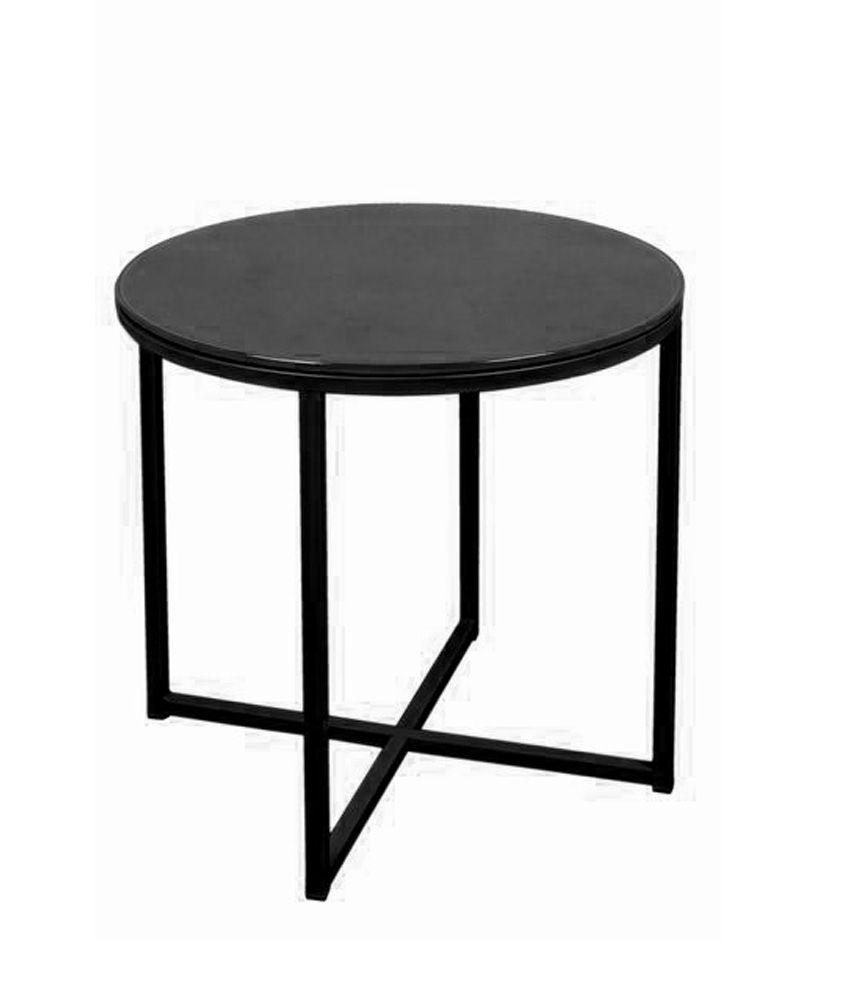 Tezerac End Table Gina - Black