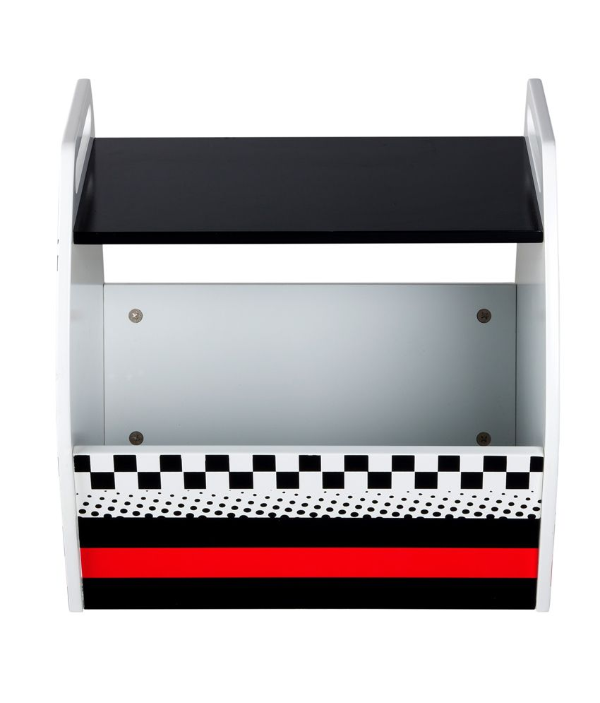 Tezerac Night Stand Racing - Red
