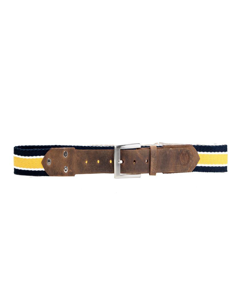 99cells Multi Casual Single  Belt  ForMen