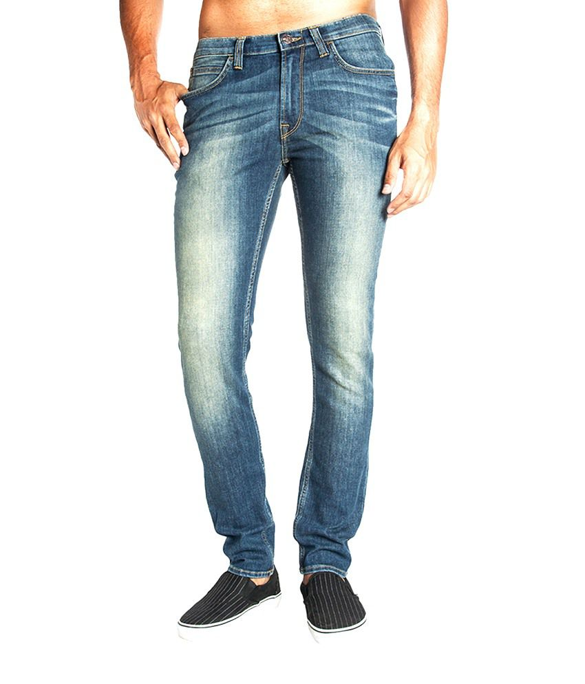 Lee Men's Blue Jeans