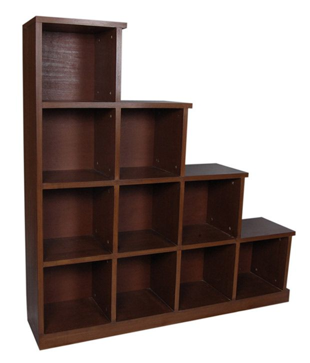Silver Pine Stairy Bookcase: Buy Silver Pine Stairy