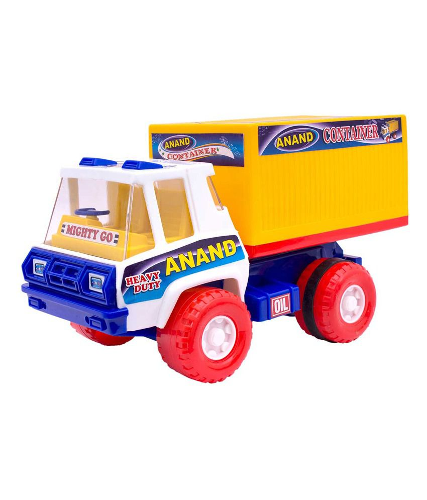 Toys For Low Prices : Anand toys cargo container friction toy buy