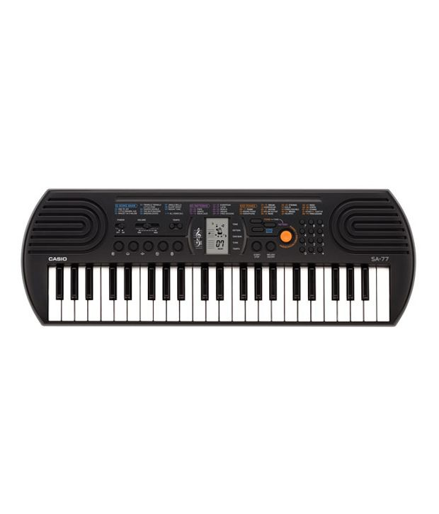 Casio SA-77 44 Mini Size Keys Synthesizer