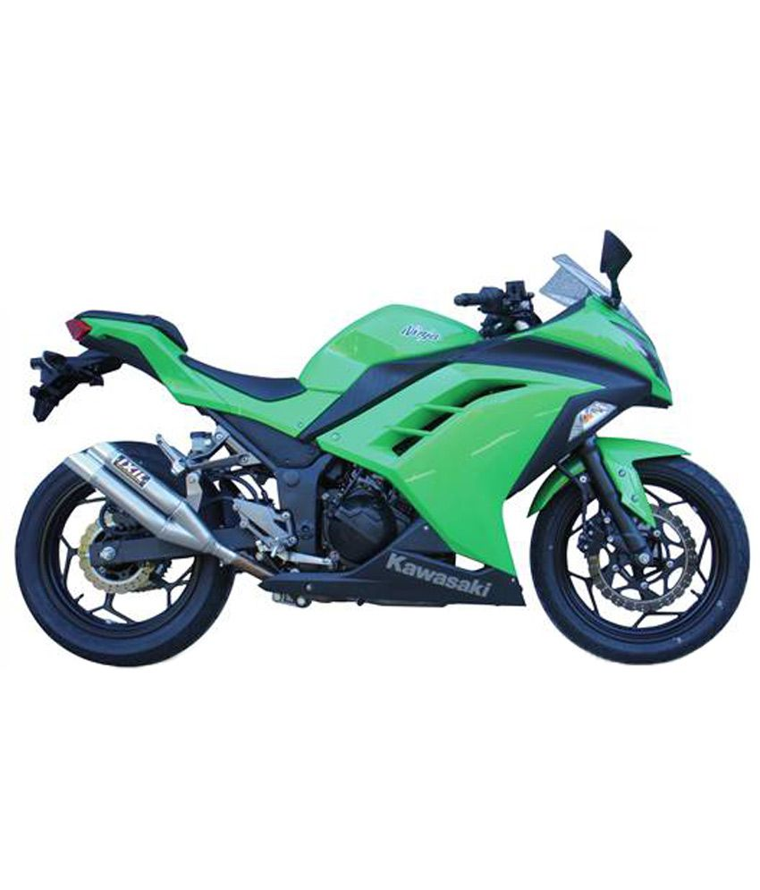 Kawasaki Ninja Exhaust India