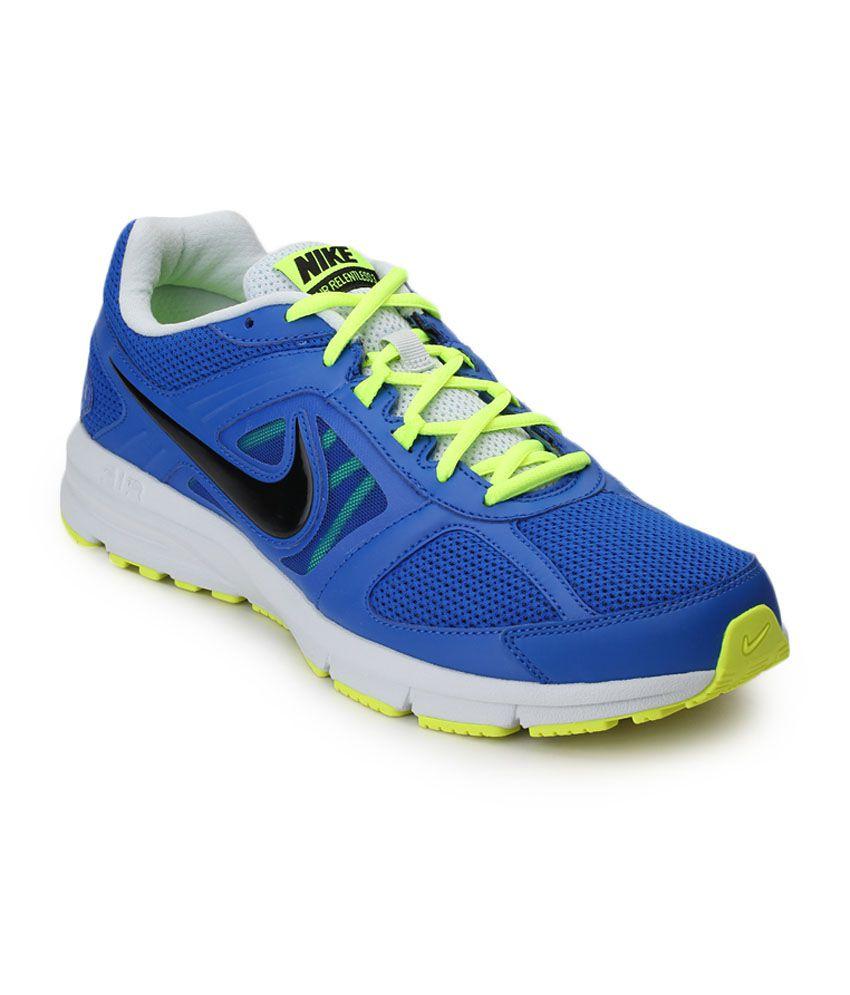 Nike Air Relentless 6 Running Shoes Womens Grey Black Pink Run Trainers Sneakers