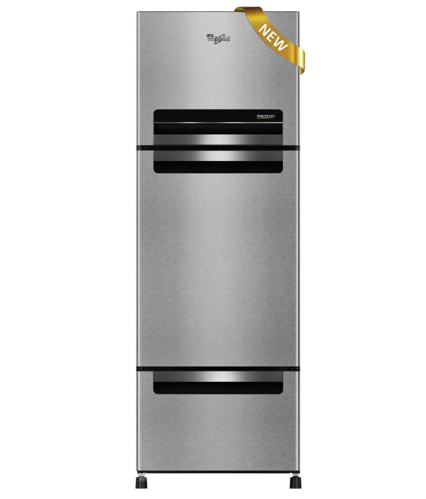 Whirlpool 260 Ltr 283d Protton Triple Door Refrigerator