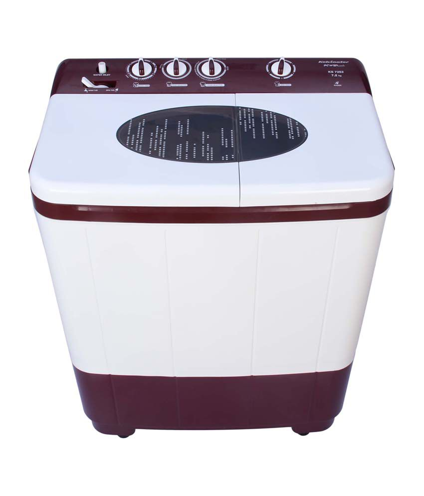 Best Top Loading Washing Machine >> Kelvinator KS7253DM Best Price in India on 29th August ...