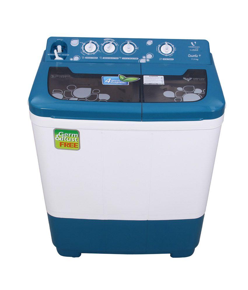 Videocon 7.3 Kg 73J22 Semi Automatic Washing Machine