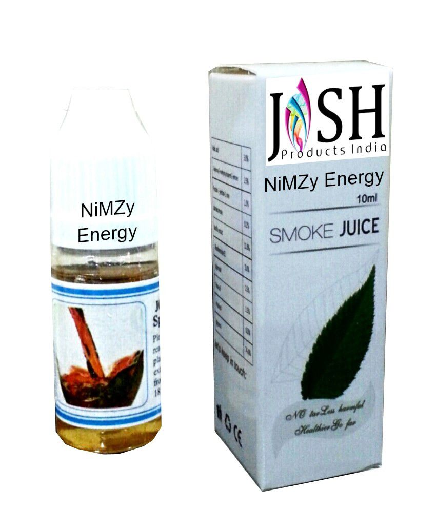 Regional Assortment Josh Products E liquid Nimzy Energy