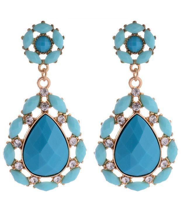 Cinderella Fashion Jewelry  Earrings