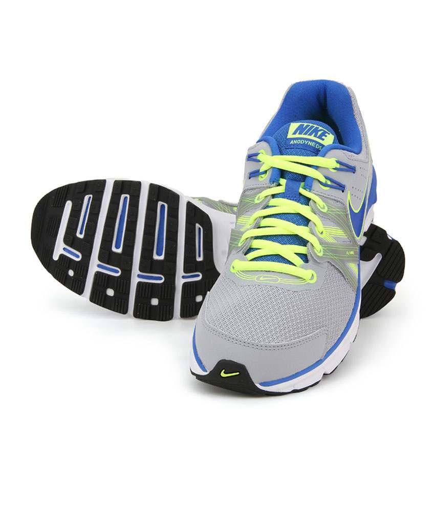 1df3a5c0aead8 Nike Anodyne Ds 2 Grey Running Shoes - Buy Nike Anodyne Ds 2 Grey ...