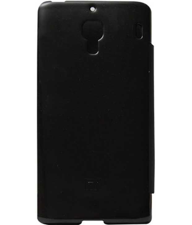 purchase cheap e8c97 2b60d Original Flip Cover For Xiaomi Redmi 1s - Black
