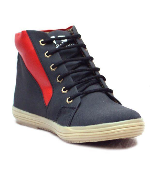 Lifestyle Docasto Lifestyle Shoes (Multicolor)