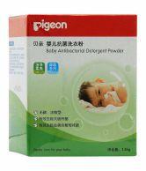 Pigeon Baby Antibacterial Detergent Powder 1500g (ma14)