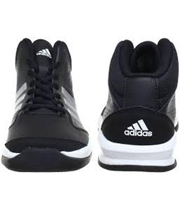 nero di pelle sintetica adidas scarpe da ginnastica per gli uomini comprano adidas