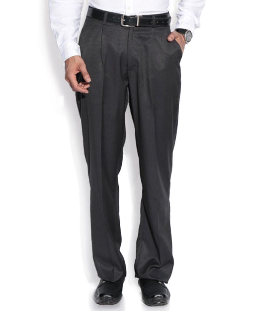 Aumentare Black Regular Formals