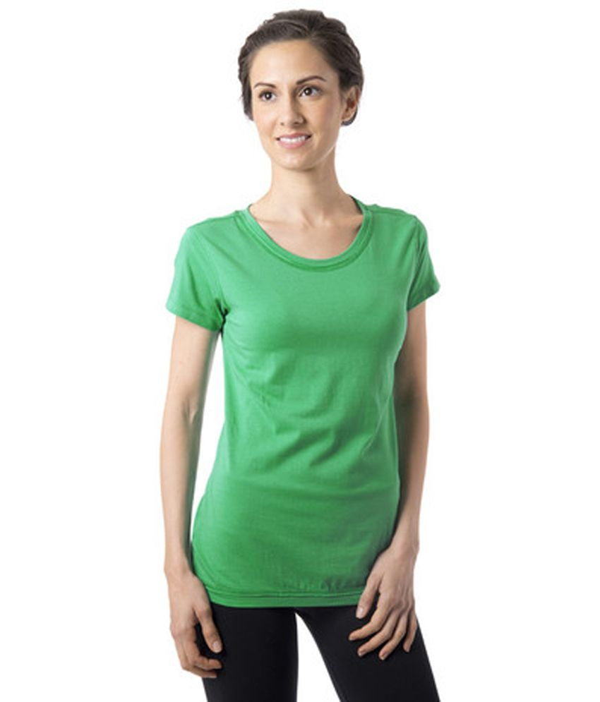 10b41f949cd Buy Lavos Women s T.Shirt bamboo organic cotton active wear Online at Best  Prices in India - Snapdeal