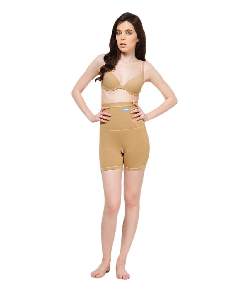 5a964314334a1 Dermawear Beige Mini Body Shaper Shapewear Dermawear Beige Mini Body Shaper  Shapewear ...