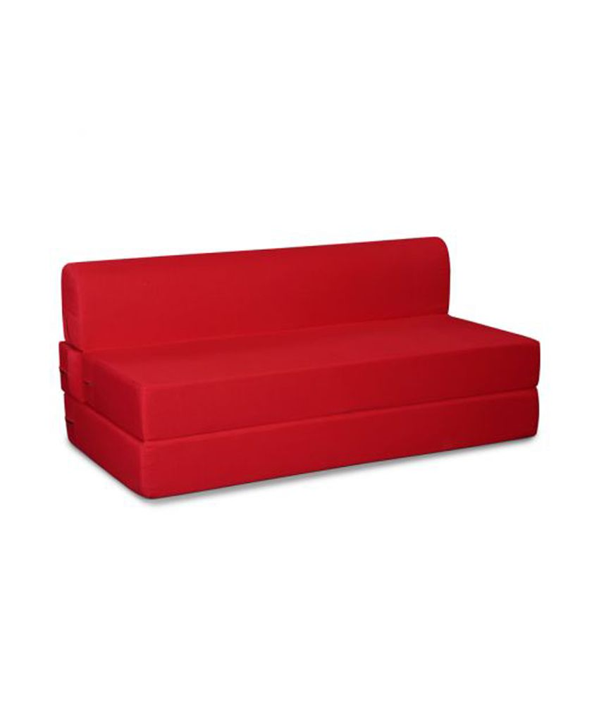 sofa cum bed with free bean bag- xxl - buy sofa cum bed with free
