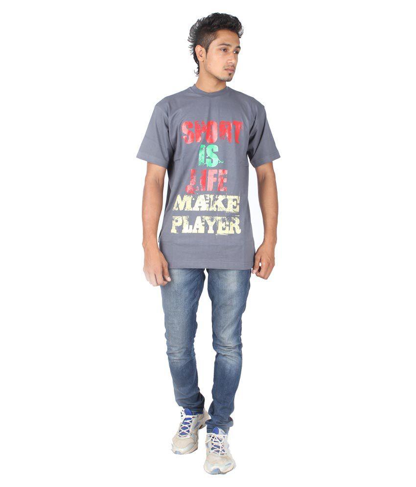 Posh 7 Classic Navy T Shirt