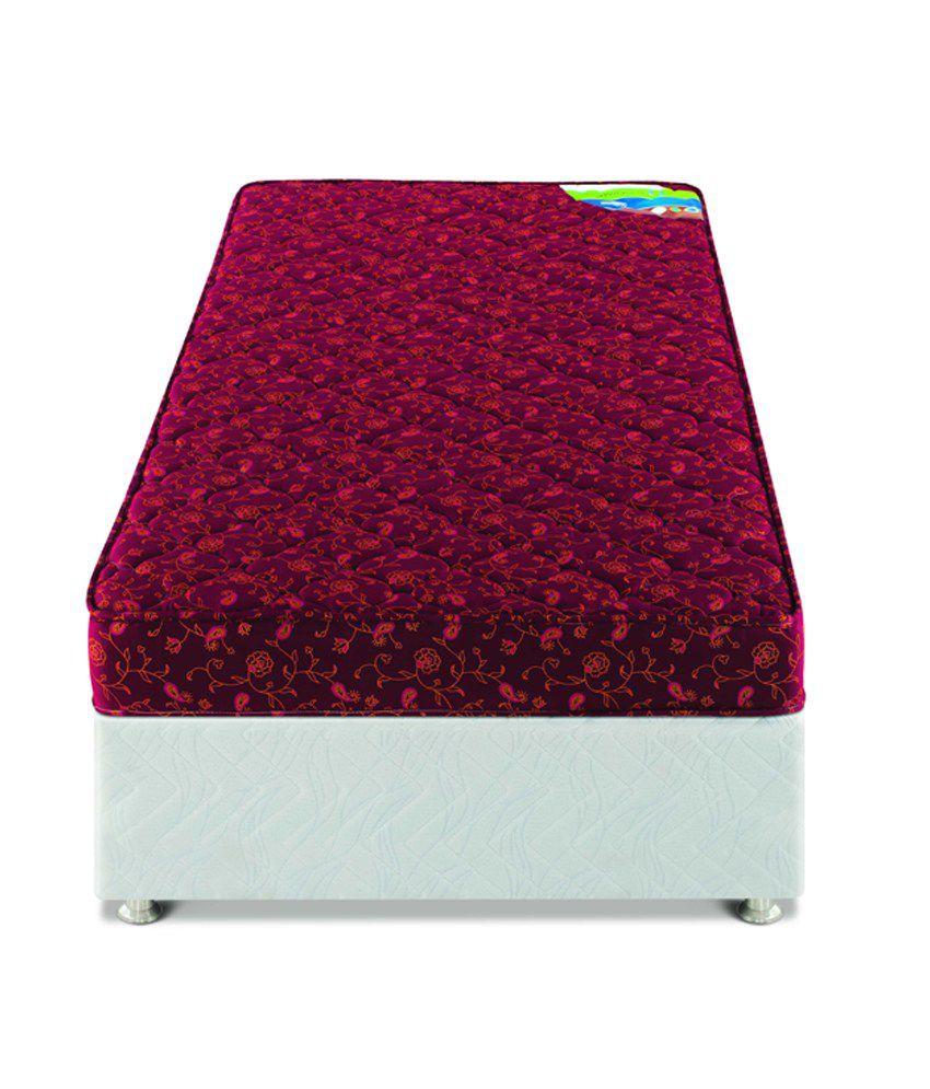 Godrej interio 1 foam mattress buy godrej interio 1 foam for When to buy a mattress