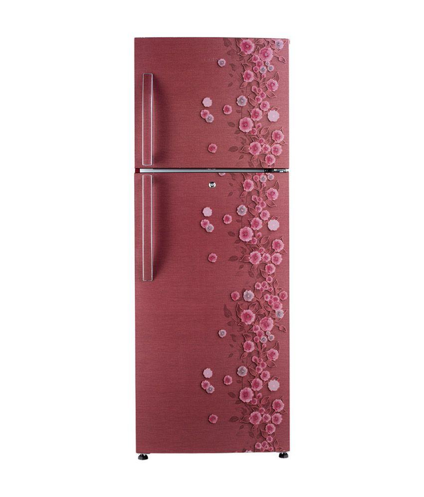 Haier HRF-3673PRL 347 Litres Double Door Refrigerator