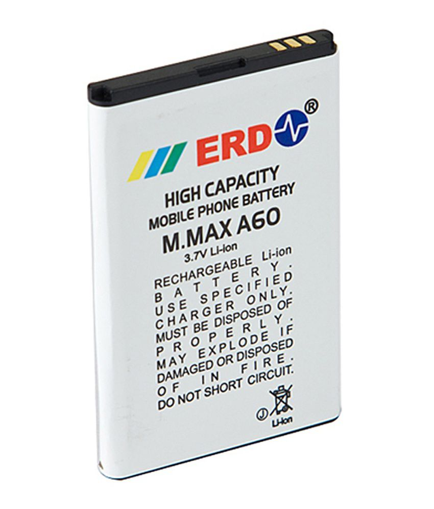 Erd-Compatible-Battery-For-Micromax-A60