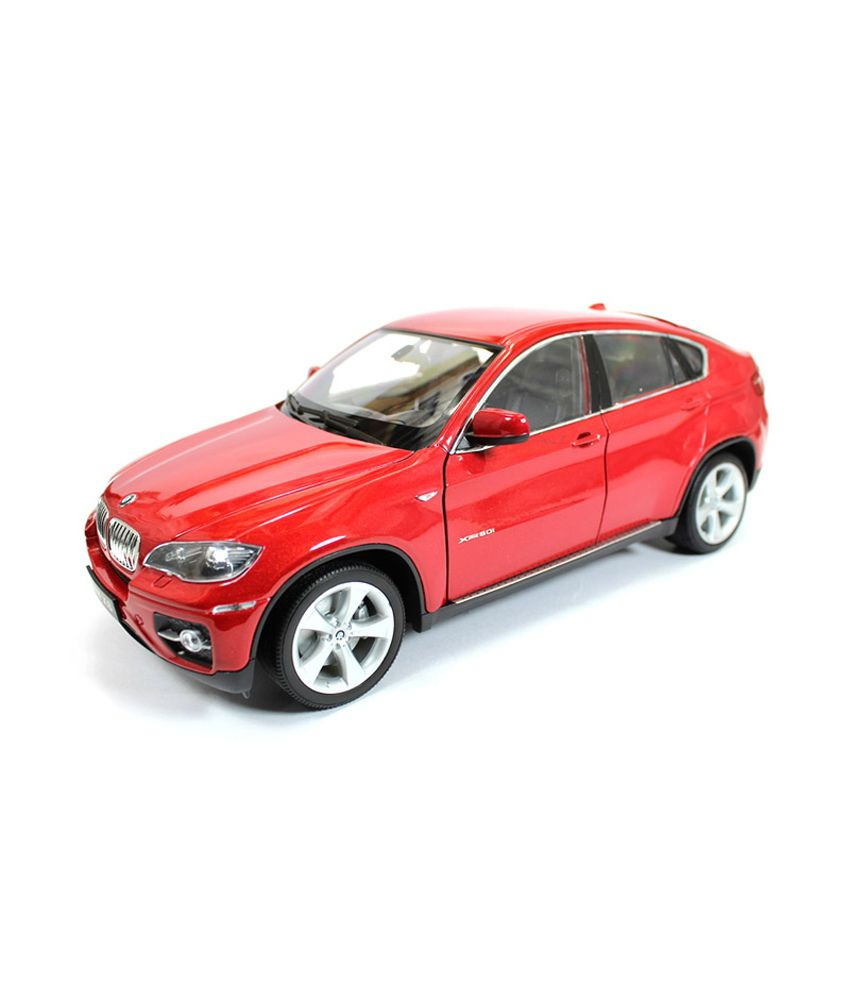 Bmw X6 Toy Car: Maisto Bmw X6 1:18 By Welly Dicast Scale Model Car