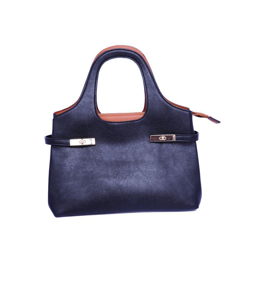 Monett Women Black Handbag